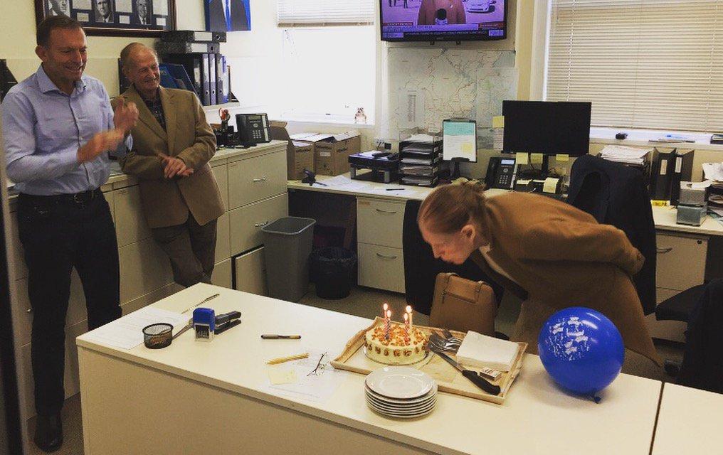 Wonderful to celebrate 17 years of volun...