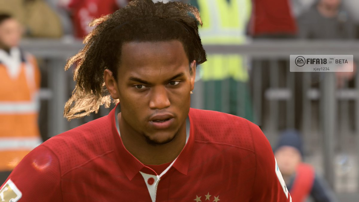 #Ancelotti #FIFA18 #FIFA18BETA @Moe_Mufc #RenatoSanches runs like he does in real life too!<br>http://pic.twitter.com/nG4EWpKz43