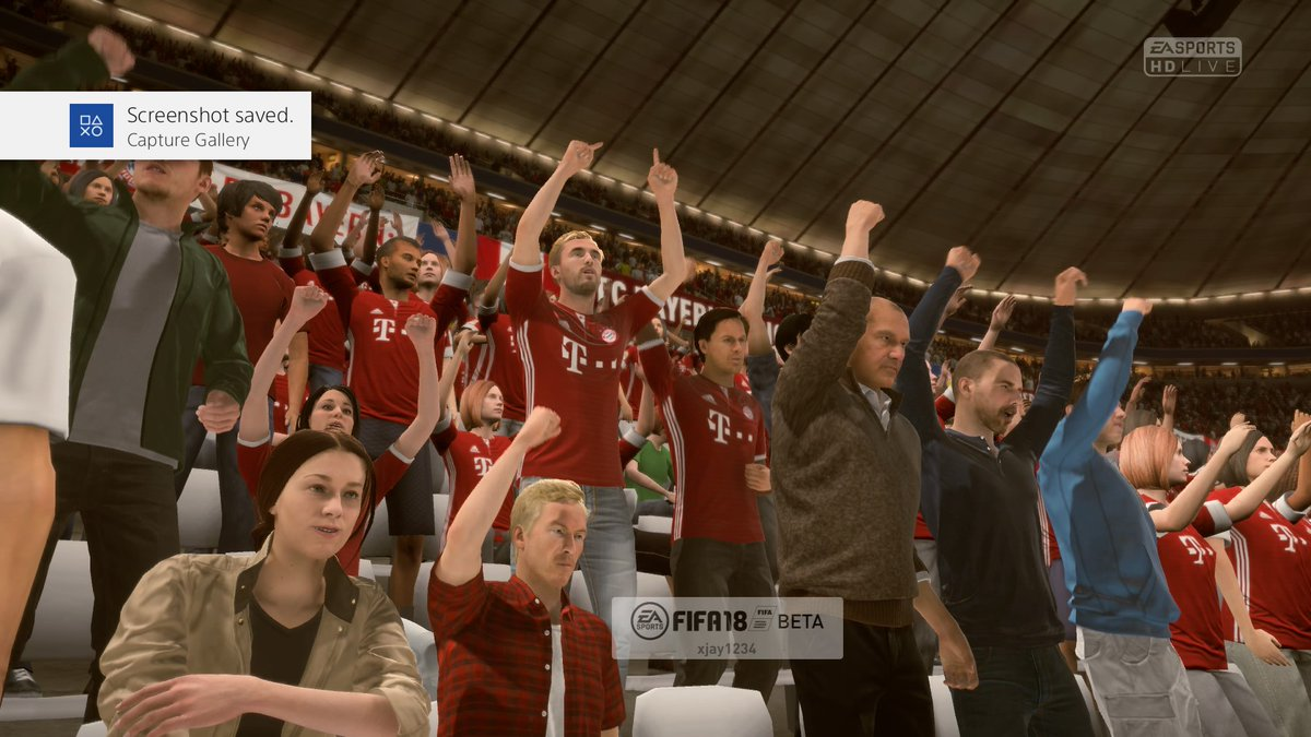 #Mbappe again ^_^ #PSG manager #Bayern fans haha @Moe_Mufc #FIFA18 #FIFA18BETA<br>http://pic.twitter.com/qF5eeBukvf