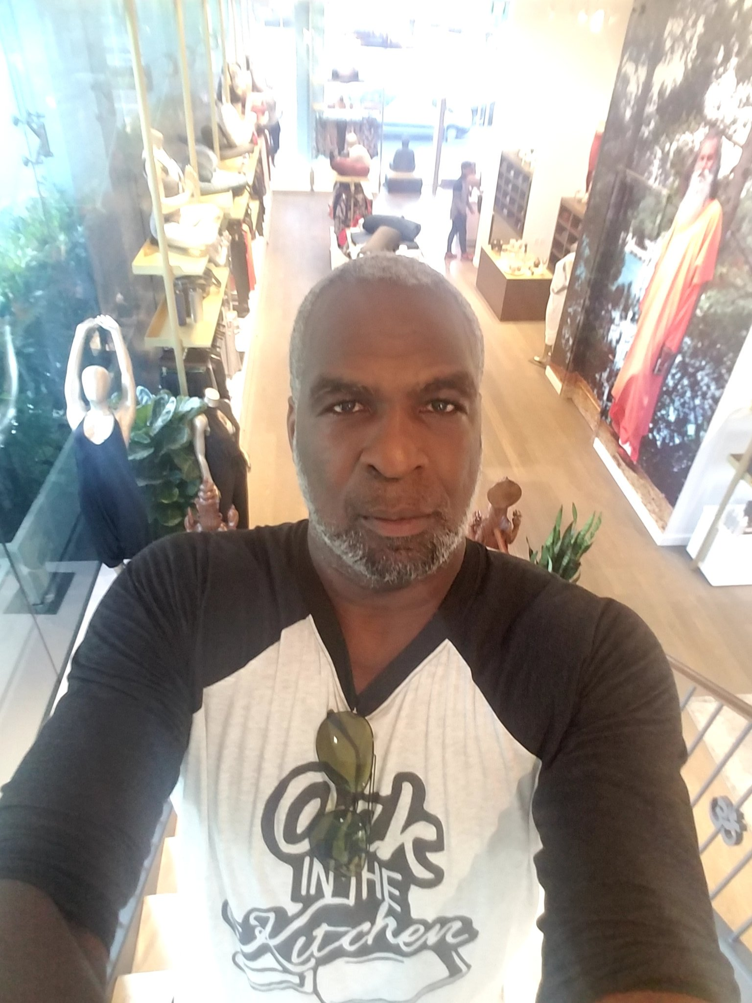 RT @CharlesOakley34: Just had great a class @TantrisYoga felt great! Thanks @UncleRUSH https://t.co/S1XJsUXM09