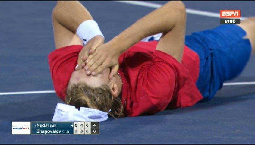 ATP Montreal: clamorosa eliminazione di Nadal da un 18enne 143 al mondo | Tennis