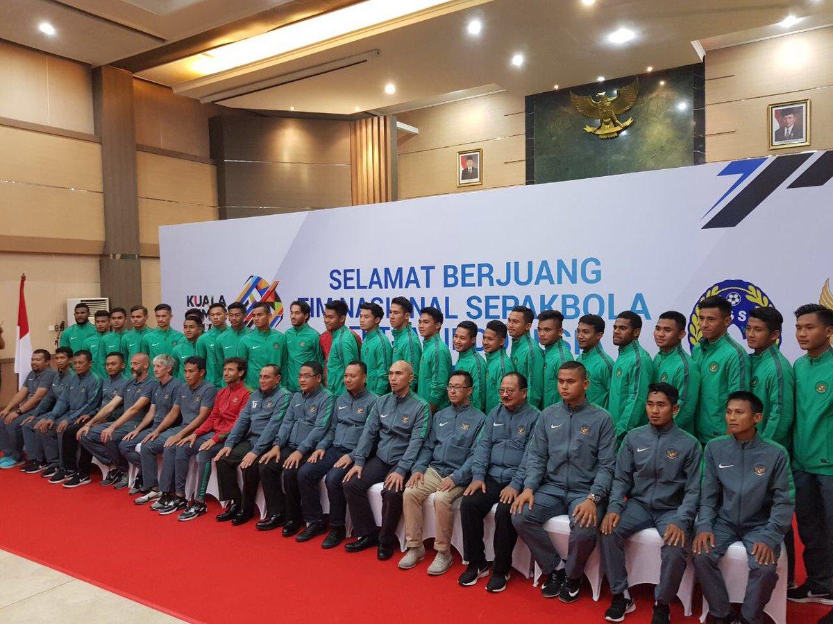 SEA Games 2017: Jadwal Timnas Indonesia U22 vs Thailand