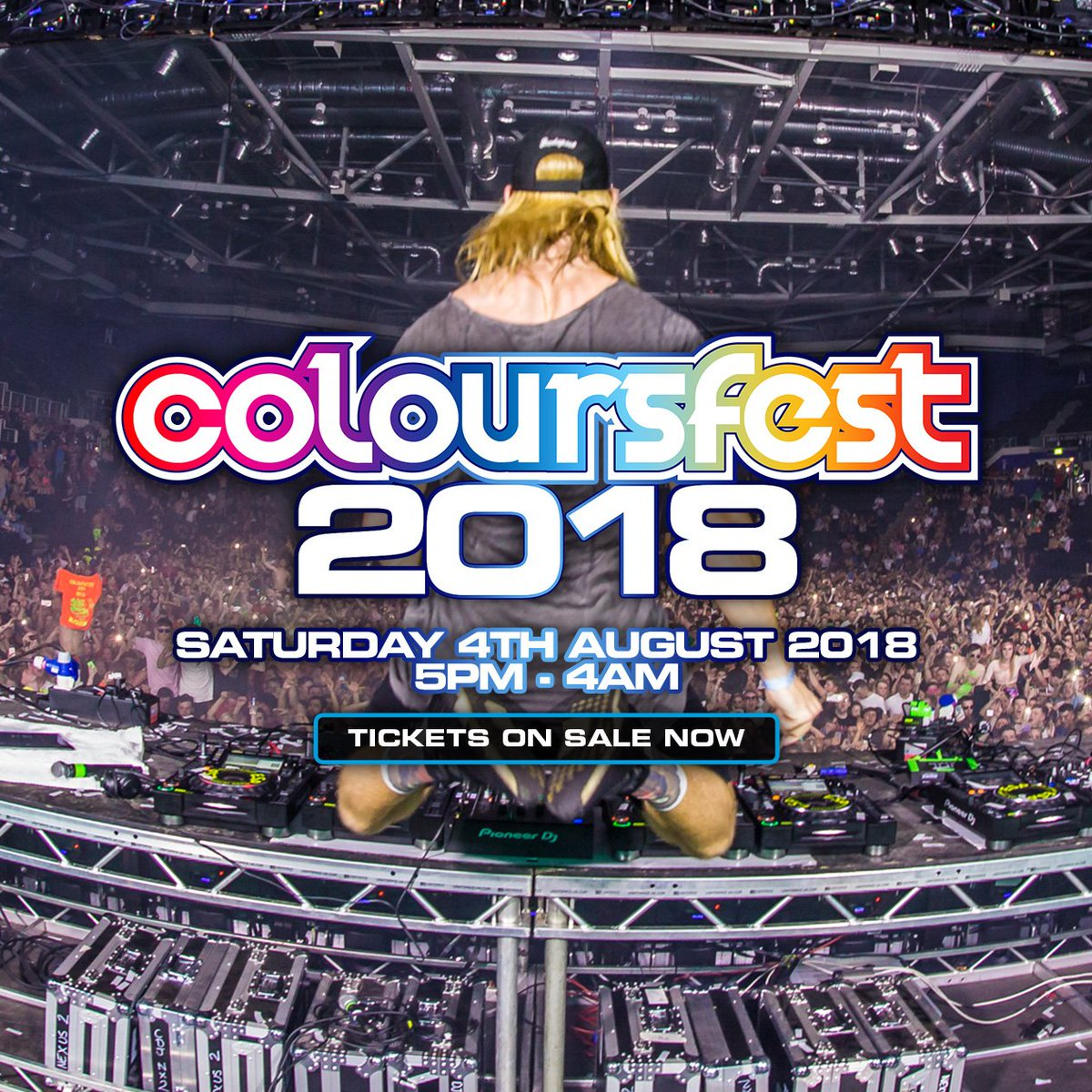Image result for coloursfest 2018