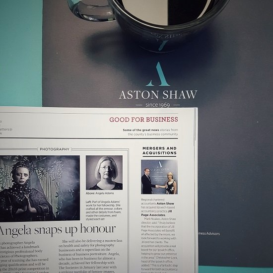 PR WORK┆We were delighted to see the #PressRelease we wrote for @AstonShaw feature in this months edition of @NorfolkMagazine! #Norfolk┆<br>http://pic.twitter.com/T10lzOrWn3
