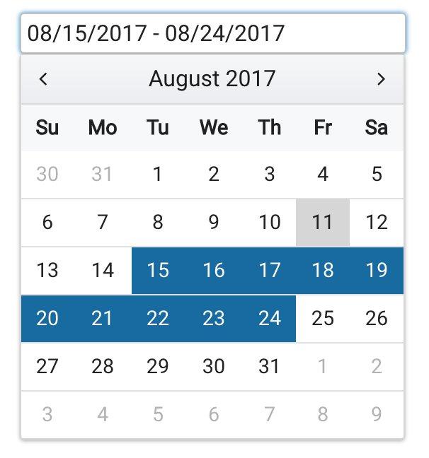 Angular 6 Datatable