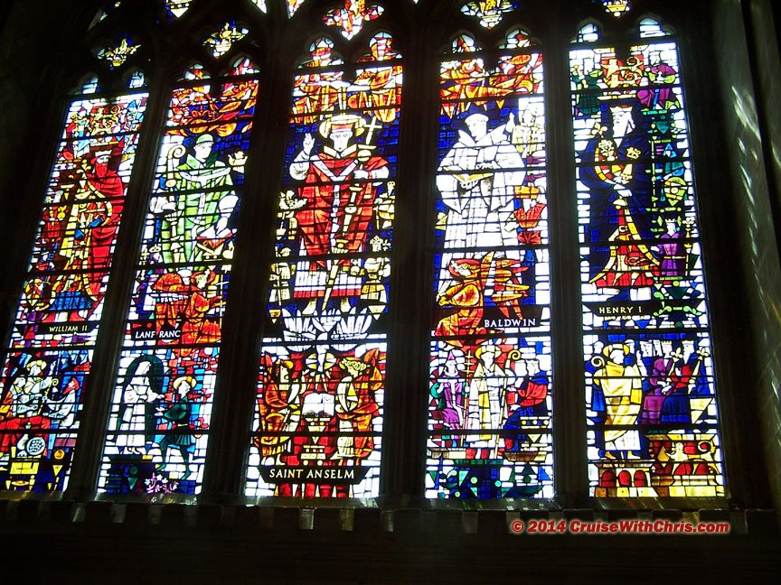 Canterbury Cathedral #England #StainedGlass #Window #FriFotos<br>http://pic.twitter.com/l4LqSzgumx