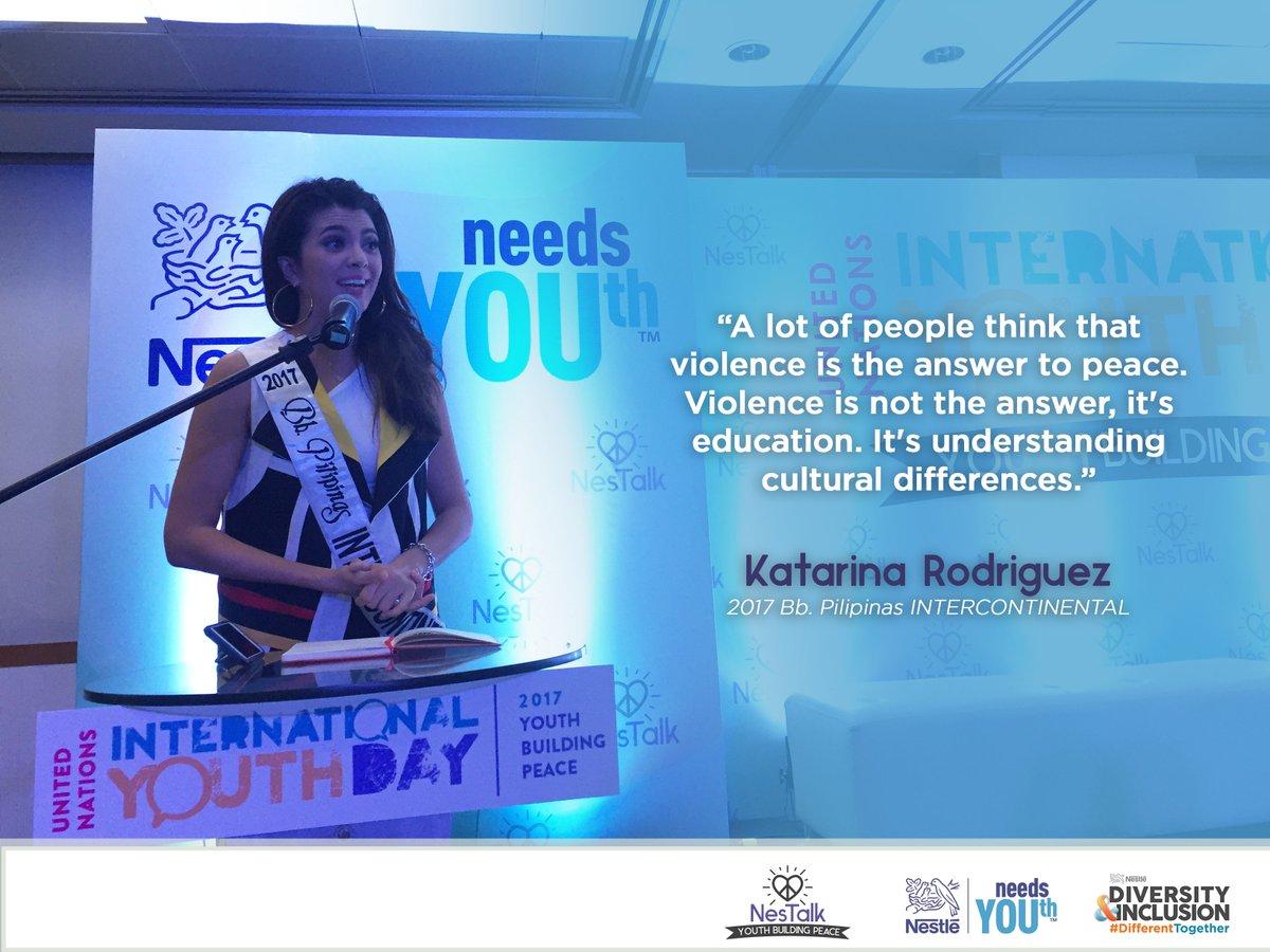 #NesTalk2017 #InternationalYouthDay2017 #YouthBuildingPeace https://t.co/VYVzzD8lon