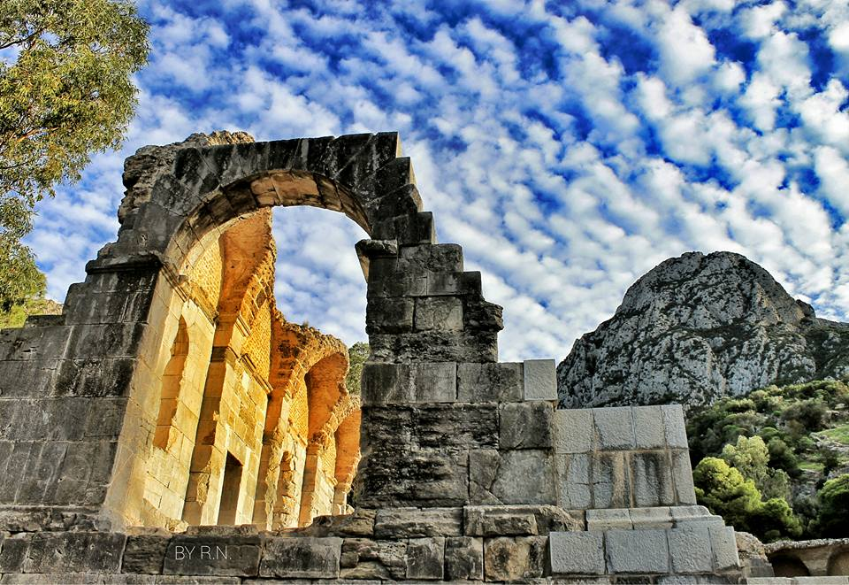 Next Mont: Zaghouan emblematic mountain, home of #Tunisia&#39;s #Roman Water Temple, once feeding Carthage, today&#39;s Tunis, pc Ramzi Nabli <br>http://pic.twitter.com/Prjs1IodN9
