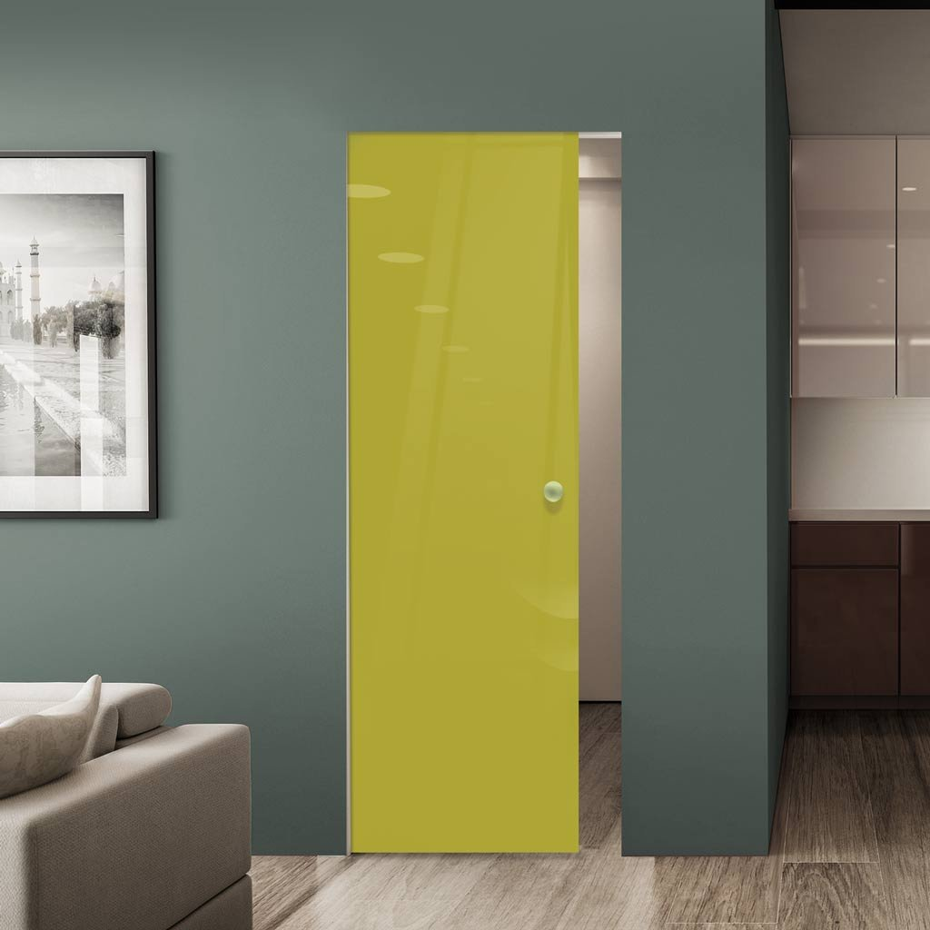 Directdoors On Twitter Eclisse 10mm Gloss Yellow Green Colour