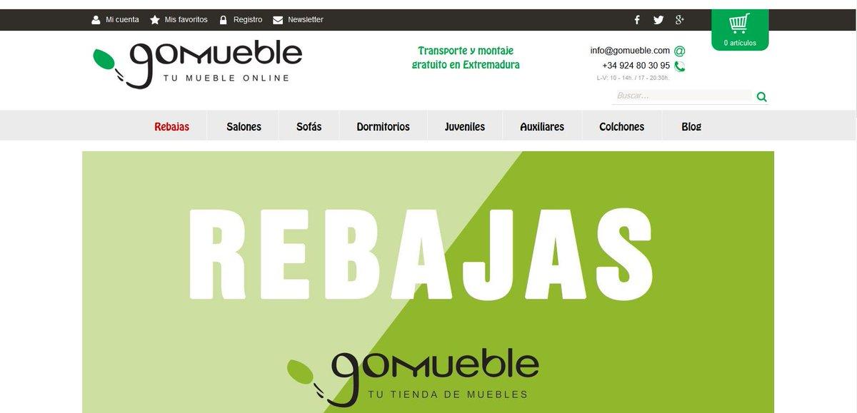 Muebles rebajas online fabulous muebles outlet muebles - Mi mueble online ...
