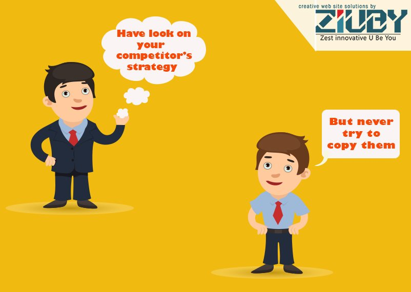 Always have a look to #Opponent #Strategy But never #Copy #Them  To know more about Ziuby visit our website.. https://www. ziuby.com  &nbsp;  <br>http://pic.twitter.com/gjniIiMciY
