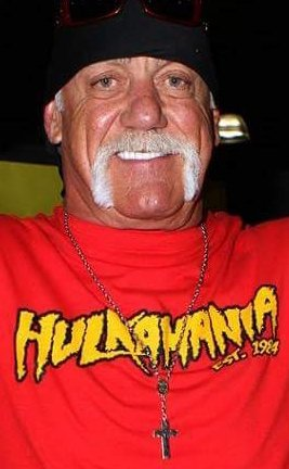 Congratulations! HAPPY! 64th! BIRTHDAY!  Hulk! Hogan! Sweeet! Way! Cool! Aaaaay!