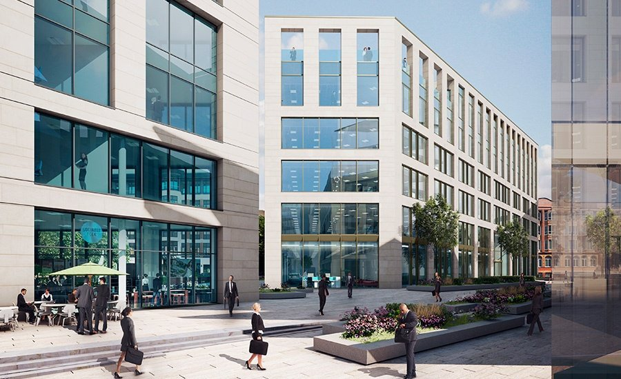 Level 5 of #3WellingtonPlace will be an open roof terrace to impress your employees and clients  http:// bit.ly/2uiie7Q  &nbsp;   #YorkshireBiz <br>http://pic.twitter.com/JihEQc9g8y