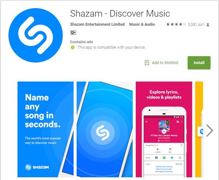 shazam download windows