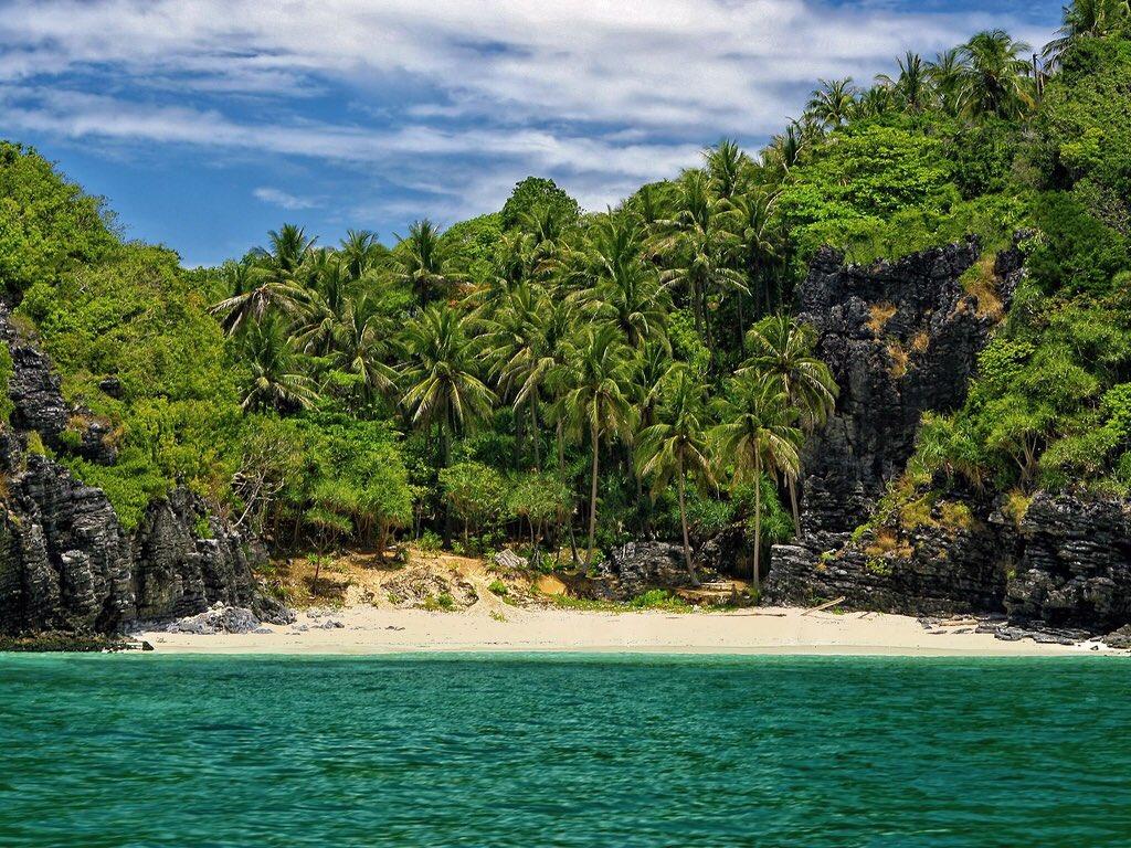 Картинки хочу туда необитаемый остров