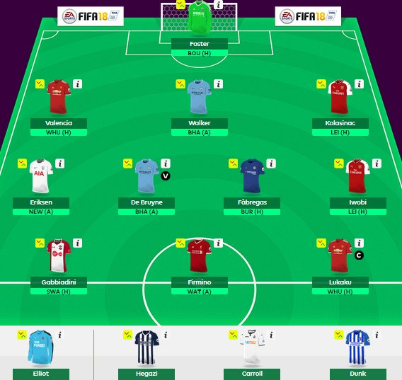 The &#39;Unsellable&#39; #Philippe is not available in GW1 but team-mate Firmino does make our #FPL squad  http:// bit.ly/2vLva6h  &nbsp;   @LFC<br>http://pic.twitter.com/MhOQO0GQr4