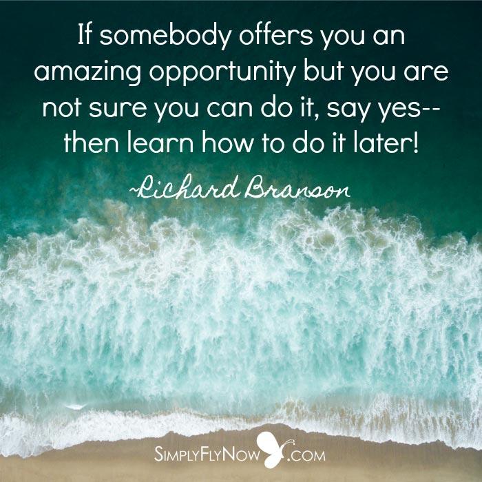 The first step is to say YES   https:// simplyflynow.com/say-yes/  &nbsp;    @simplyflynow   #SimplyFlyNow #SmallBusiness #SmallBiz #Entrepreneurs #SuccessTRAIN<br>http://pic.twitter.com/vvU49YXWEG