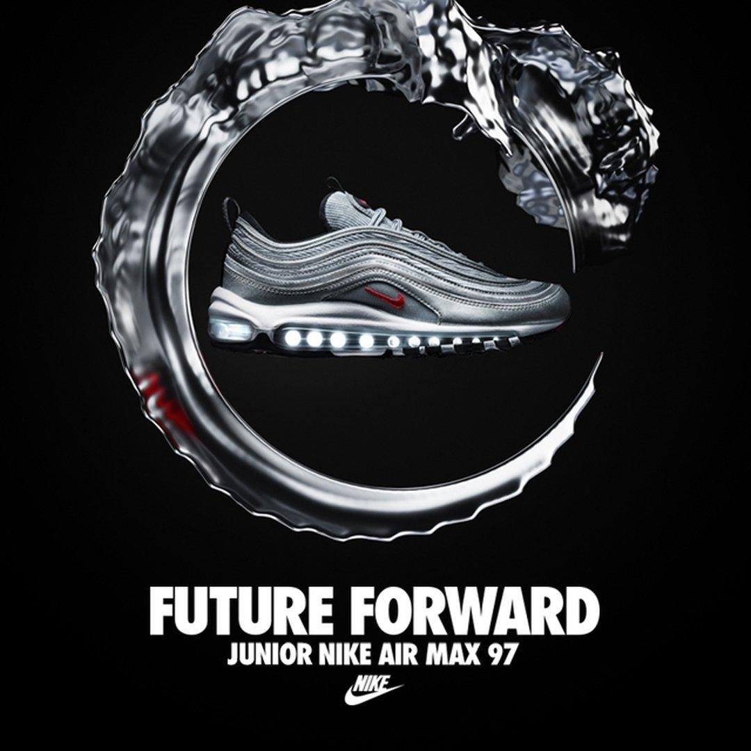 97 reasons to buy. Junior @Nike Air Max 97 bit.ly