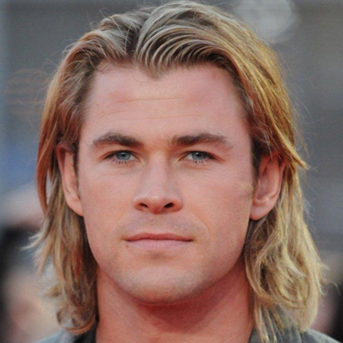 Thor turns 34. Happy birthday, Chris Hemsworth!
