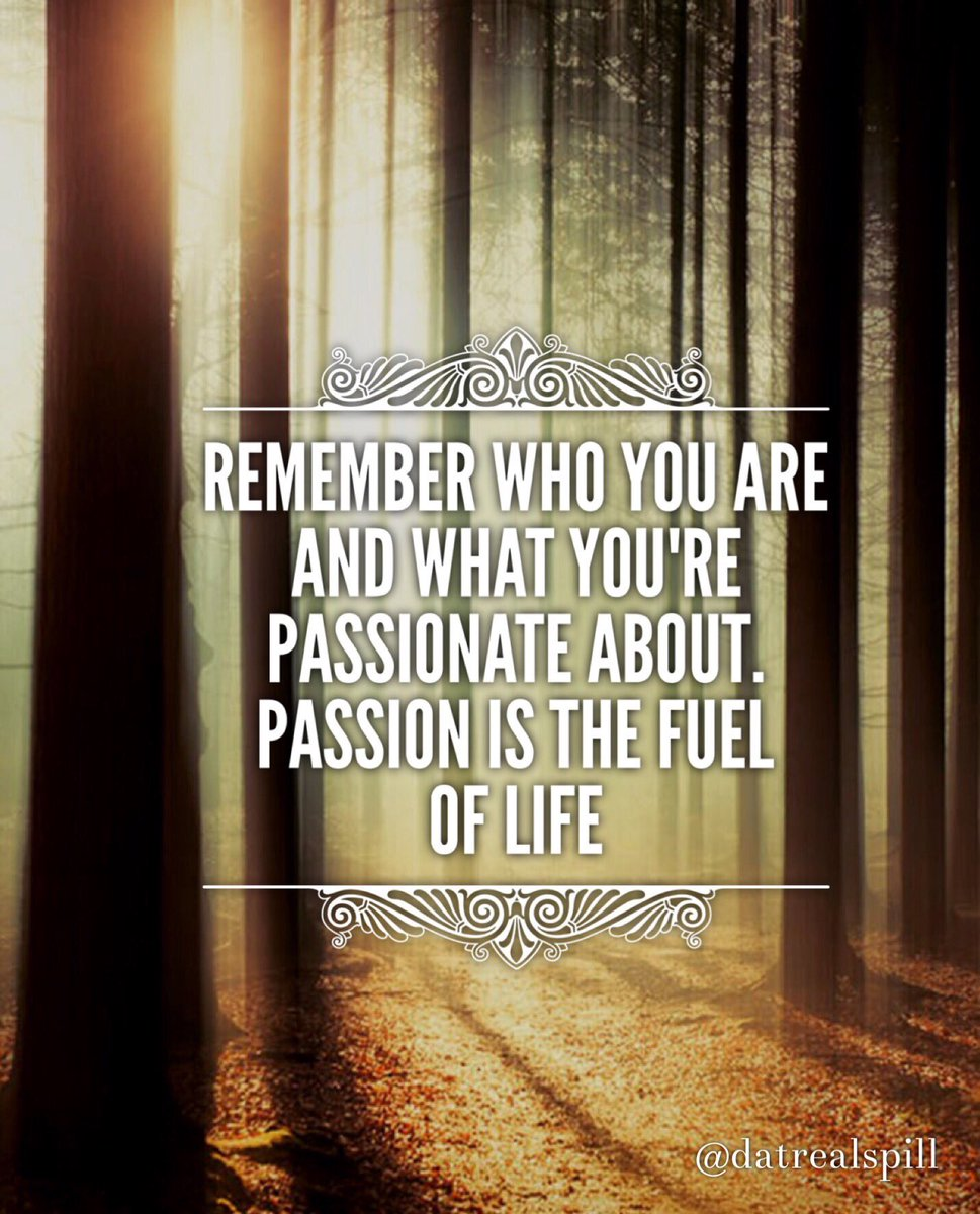 Let your passion lead you! Let it burn bright   #success #quotes #lit #hustle #dreams #wealth #ambition #entrepreneur #business #beyourself<br>http://pic.twitter.com/reeyKeMXRs
