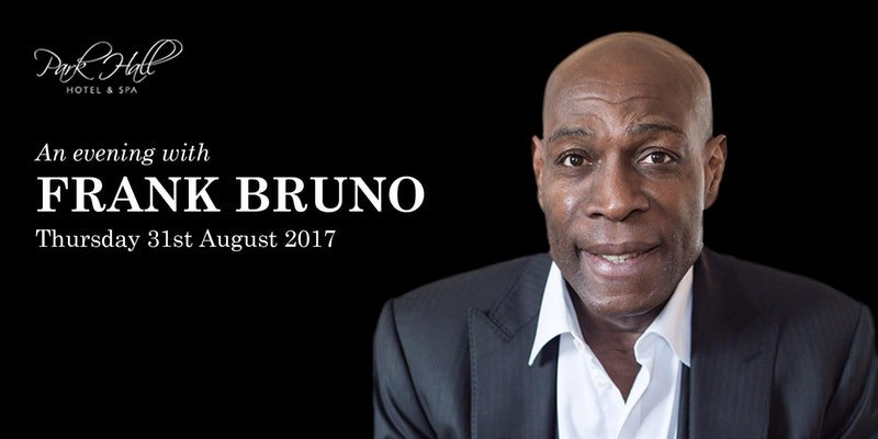 We are #sponsoring an evening with @frankbrunoboxer at the @RamadaParkHall at the end of August! Read more here:  http://www. smithbrothersltd.co.uk/news/2017-07-2 7-smith-brothers-extends-sponsorship-support &nbsp; … <br>http://pic.twitter.com/oa4NqPlC4M