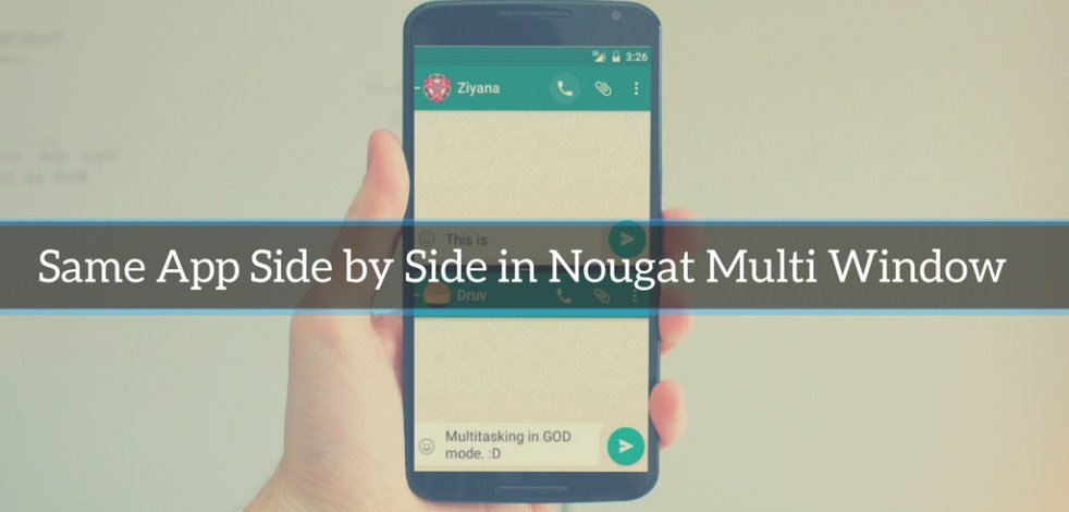 How to Run the Same #app Side by Side in Nougat Multi #Window  https:// internetseekho.com/run-the-same-a pp-side-by-side-in-nougat-multi-window/ &nbsp; … <br>http://pic.twitter.com/WNYdr47FU4