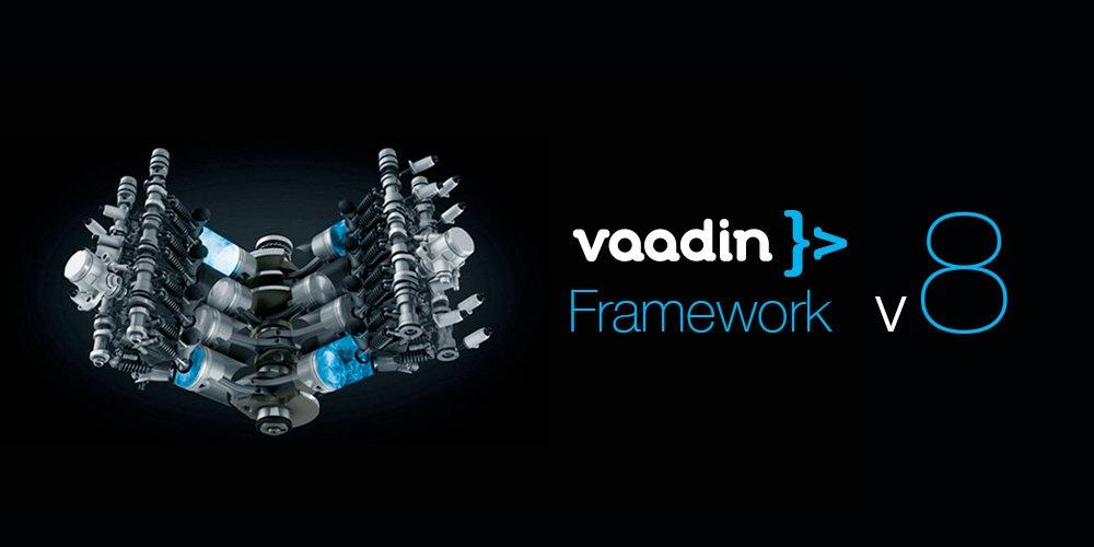 #Vaadin Framework 8 : #Java Web #UI #Framework with Enhanced Features  http:// bit.ly/2vUyTvg  &nbsp;   -#polymer #GWT #programming #Coding #Developer<br>http://pic.twitter.com/PviTooYLSd