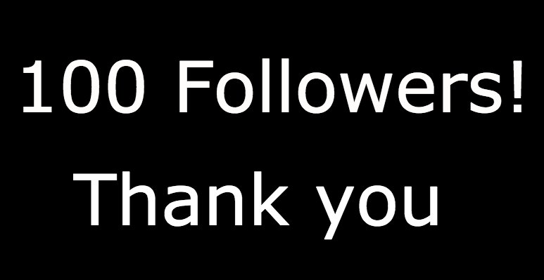 A big thanks to everyone #100followers 100 followers thank you program  -  https:// play.golang.org/p/WKOlRGsiac  &nbsp;   #golang<br>http://pic.twitter.com/MQblRnzADX