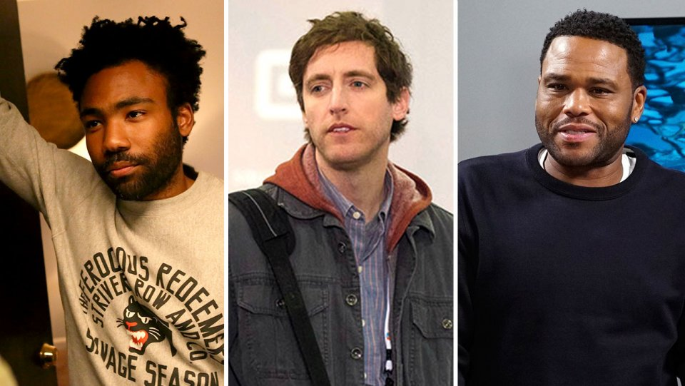 .@AtlantaFX, @SiliconHBO, more TV show bosses on Trump, best zingers and biggest challenges https://t.co/PvvEopWXYa https://t.co/uYIG6Tl47A