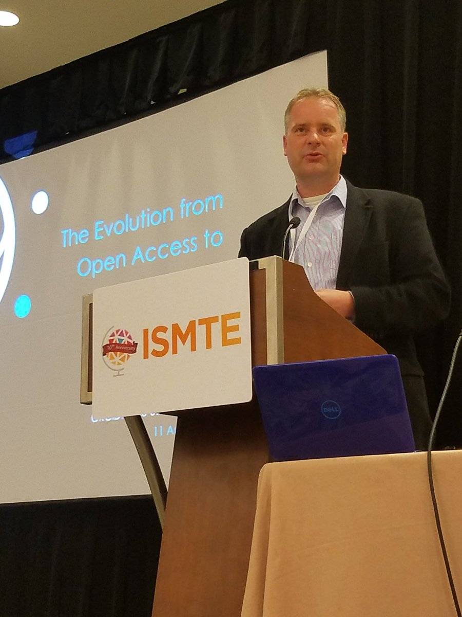 Last session: #openaccess over the past 10 years #ISMTE2017 <br>http://pic.twitter.com/t8YwetSeyO