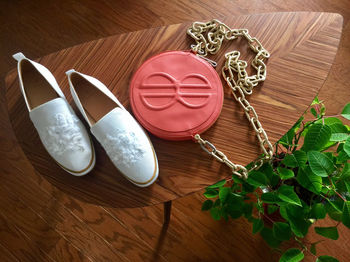 We are ready for the weekend with #billblass #suttonslipon and #circlebag :) https://t.co/VABwpOlqBy