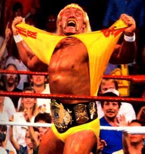 HAPPY BIRTHDAY to the immortal Hulk Hogan.Hulkamania lives !