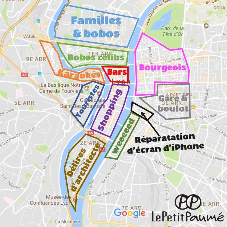 Carte De Lyon 7 | fitwerktbeter