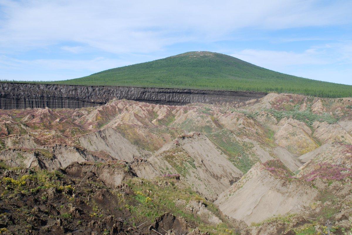 krater batagaika