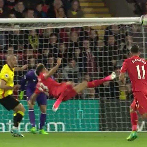Liverpool left to rue Miguel Britos's offside equaliser for Watford