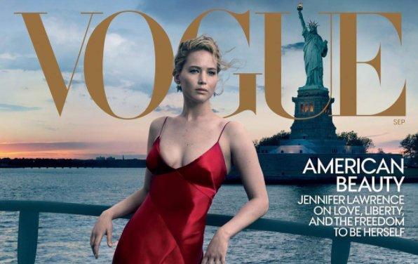 Breitbart writer John @Carney is up in arms over Vogue's September cover: https://t.co/sSvySPgbUX https://t.co/k17XYTjTQ3