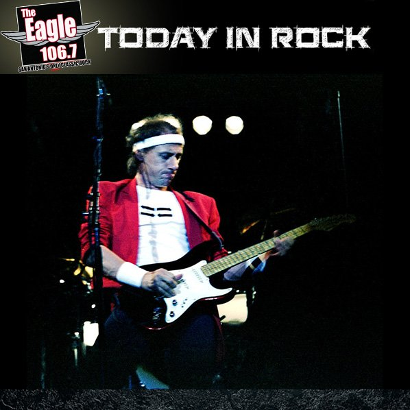 Happy early birthday to Mark Knopfler of Dire Straits