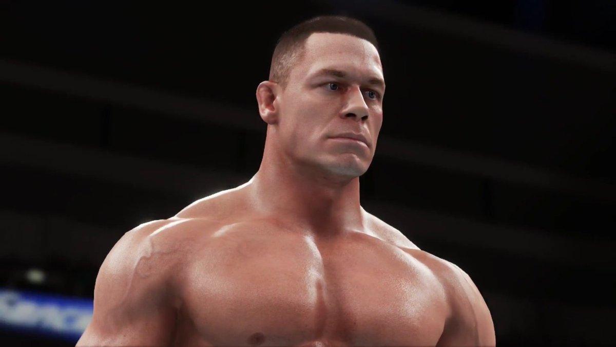 Hier ein paar Screenshots aus dem neuen @WWEgames @WWE2Kdev Spotlight...