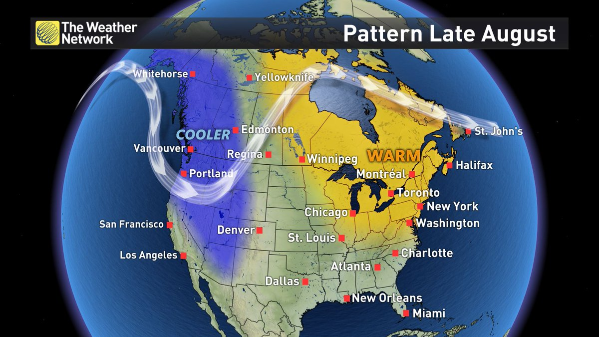 Maps System The Weather Network Maps Humidex The Weather Network - Us weather network map