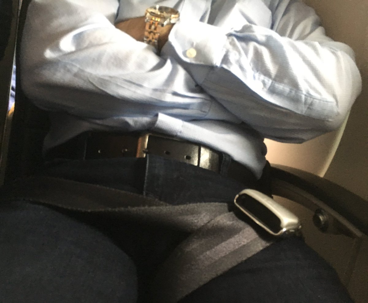 Buckle Up. #travel #bulge #airportmen #daddy #rolex #hairychest <br>http://pic.twitter.com/VbDeKHx5IV