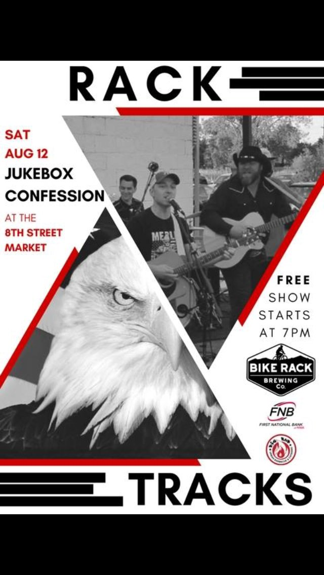 Enjoy live music? Our friends at @BikeRackBrewing have another fun night planned this Saturday in #Bentonville.  #NWArk #music #FNBNWA<br>http://pic.twitter.com/lh6ckeSSUL