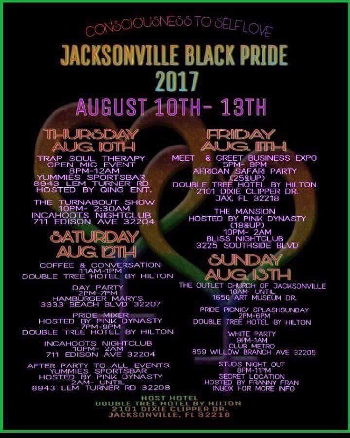 Jaxx black gay pride