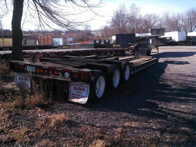 2006 #Fontaine RENTAL TRAILER - RAM 50A LOWBOY #Aurora #Illinois  http:// ow.ly/v6pE30ekCII  &nbsp;   #semitrucks #lowboytrailers #trailersforsale<br>http://pic.twitter.com/yc6VX4ugUN