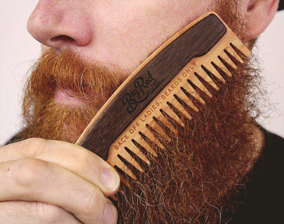 Big Red Beard Combs on Twitter: