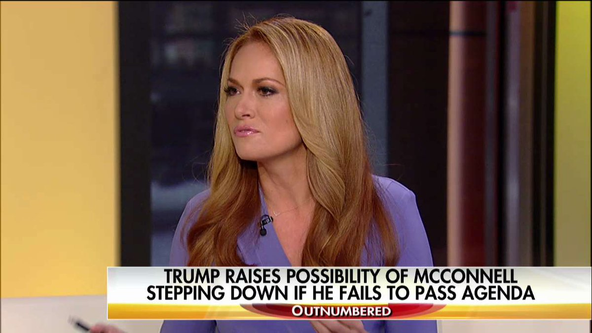 .@GillianHTurner: 'Is it smart for [@POTUS] to try and potentially throw @SenateMajLdr under the bus?' #Outnumbered