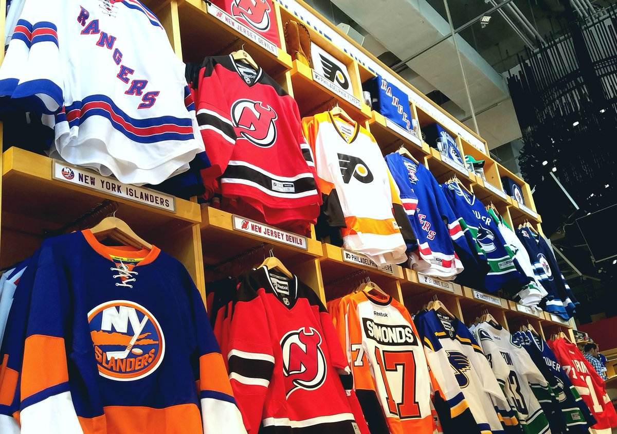 quality design 2942d cd4d6 NHL Store NYC on Twitter:
