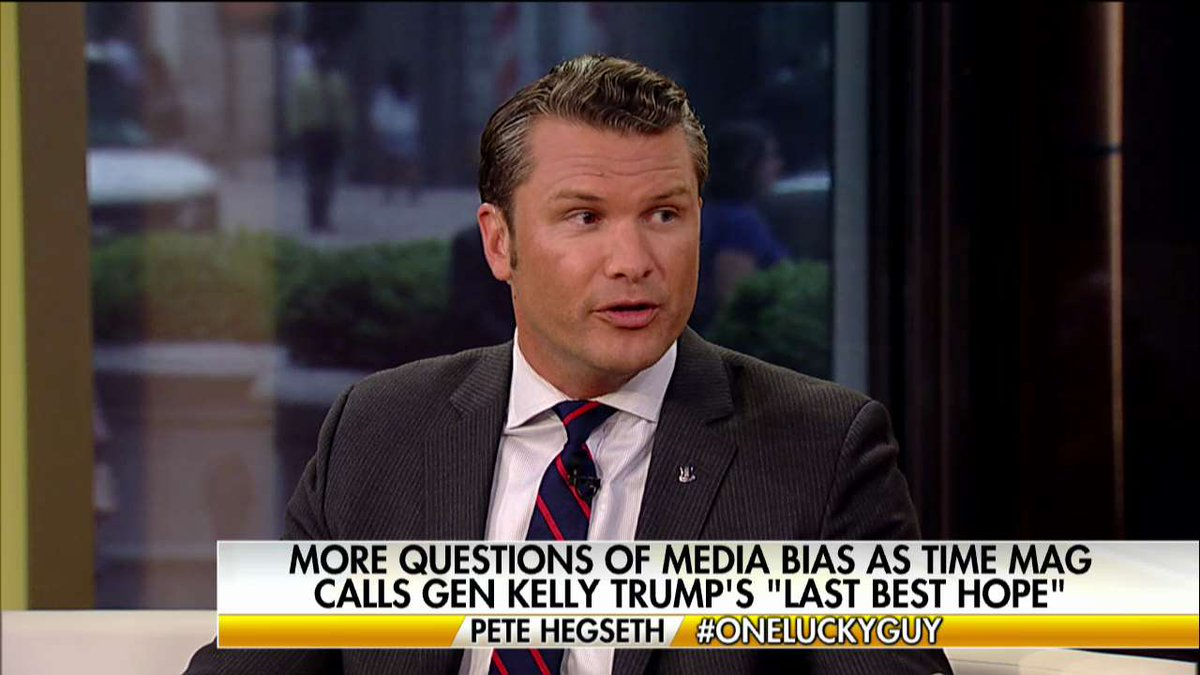 .@PeteHegseth: 'I don't use the phrase 'mainstream media' anymore - ever. It is the left-wing media.' #Outnumbered