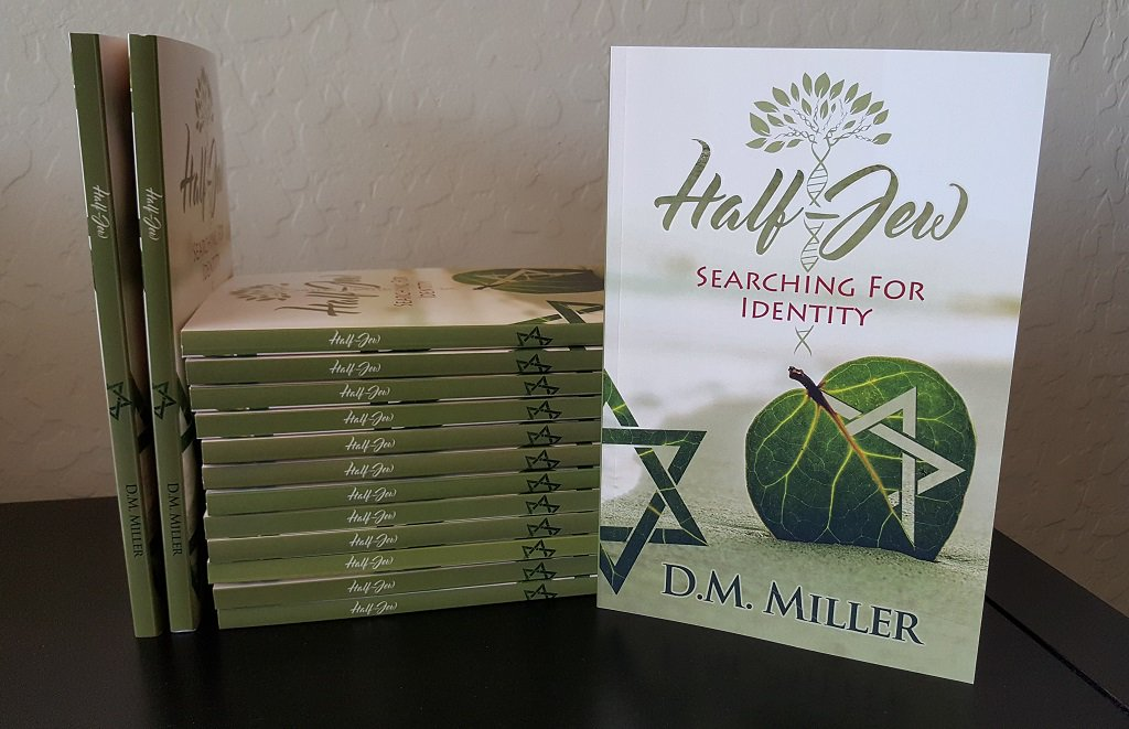 5-star review: &quot;Compassionate &amp; unflinching...&quot;  https://www. amazon.com/Half-Jew-Searc hing-Identity-D-M-Miller-ebook/dp/B01MZG4ETI/ &nbsp; …  #fridayreads #Judaism #Jewish #heritage #KindleUnlimited #books<br>http://pic.twitter.com/k20SYF4xfk