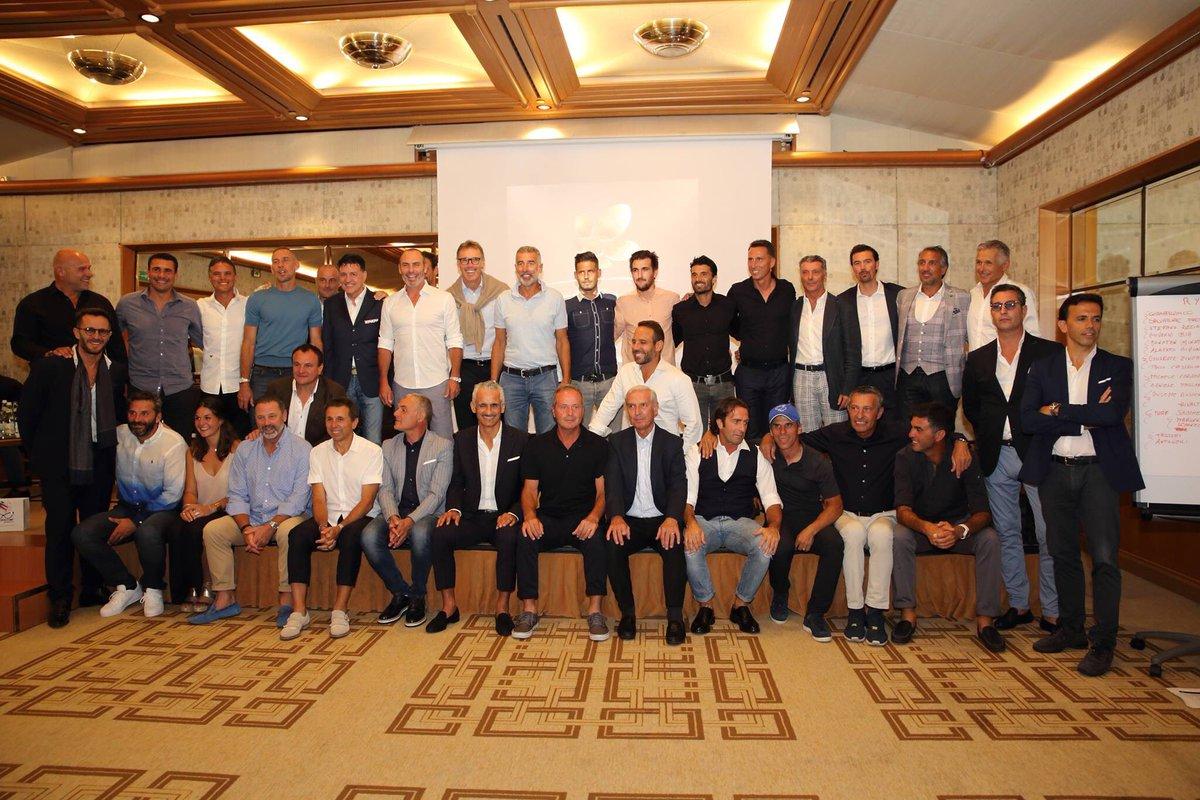 WeAreGentlemenSportAm #milan @FourSeasons #tirage #conférence de presse @Boghossian14 @pguillou42 @GolfCanalPlus @FranzoniY @AAASPORTSNYC<br>http://pic.twitter.com/ubqo30m0Yc