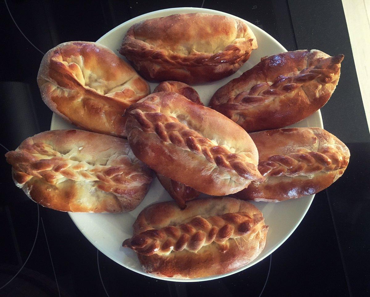 рецепты печенного пирожки с фото